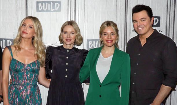 NY: Celebrities Visit Build - June 24, 2019