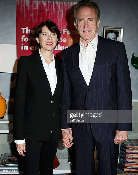 Actors Annette Bening and Warren Beatty attends the 3rd Annual Variety's Power of Women Event presented by Lifetime at the Beverly Wilshire Four...