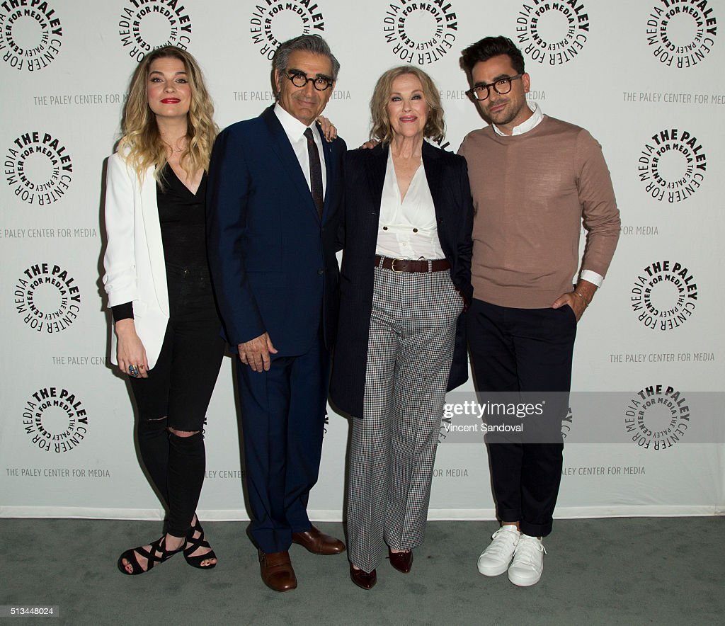 "Paley Center For Media Presents PaleyLive LA: An Evening With ""Schitt's Creek"""