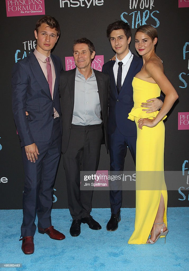 """""""The Fault In Our Stars"""" New York Premiere"""
