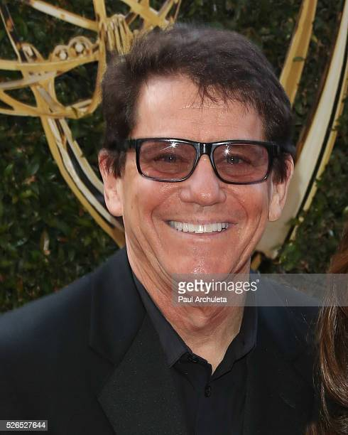 Actors Anson Williams attends the 2016 Daytime Creative Arts Emmy Awards at The Westin Bonaventure Hotel on April 29 2016 in Los Angeles California