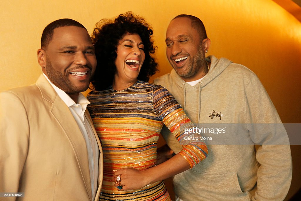 Cast of 'Blackish', Los Angeles Times, May 19, 2016