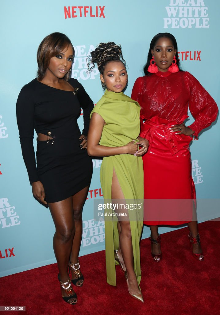 "Screening Of Netflix's ""Dear White People"" Season 2 - Arrivals"