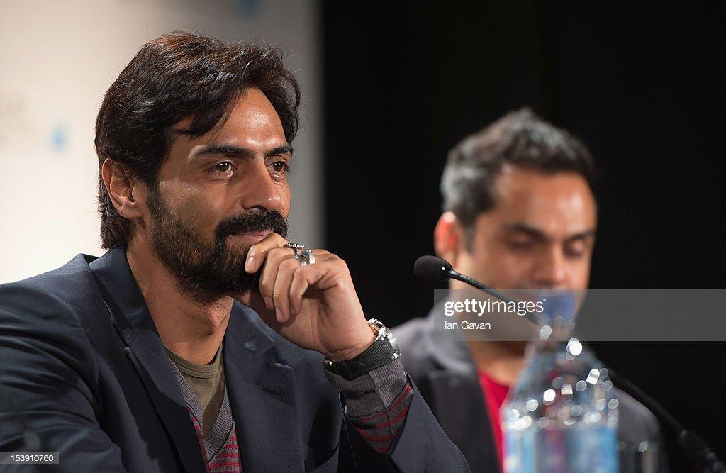 56th BFI London Film Festival: Chakravyuh Photocall