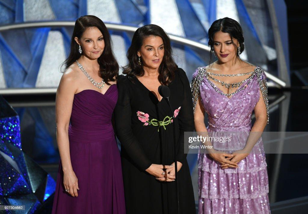 90th Annual Academy Awards - Show : Fotografia de notícias