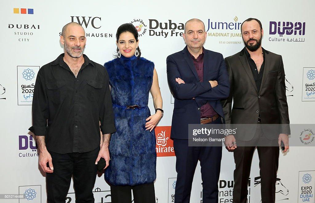 2015 Dubai International Film Festival - Day 5