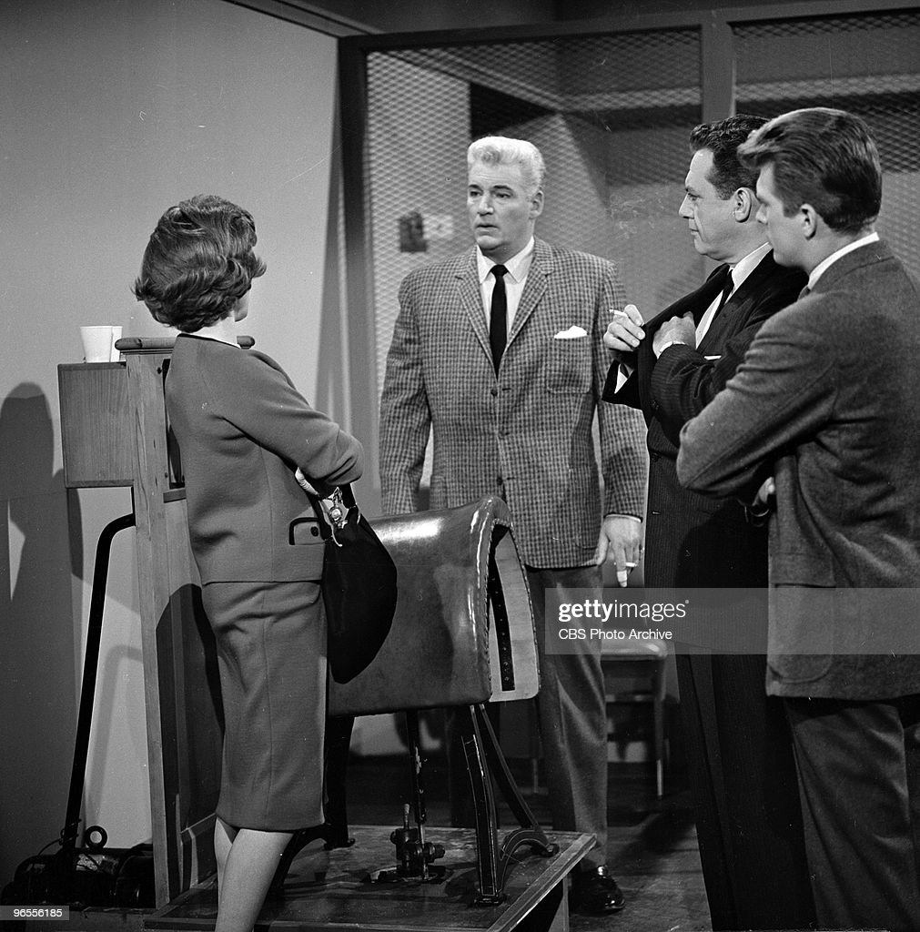 Perry Mason Episode TV Still : News Photo