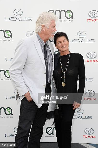 Actors Barry Bostwick and Sherri Jensen attend the 25th annual EMA Awards presented by Toyota and Lexus and hosted by the Environmental Media...