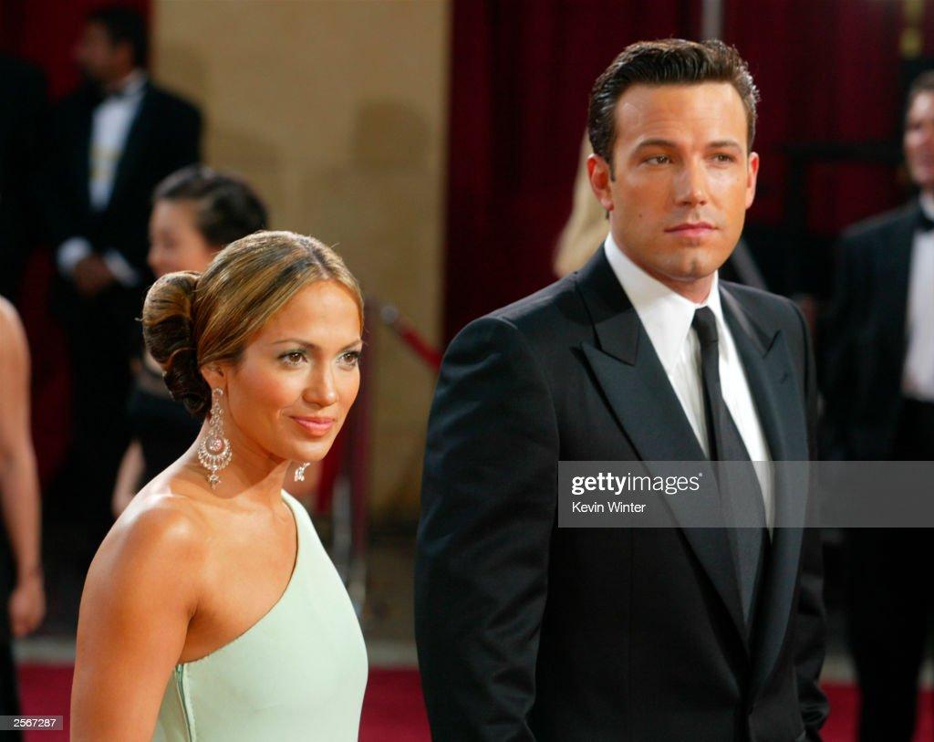Jennifer Lopez and Ben Affleck Call It Quits