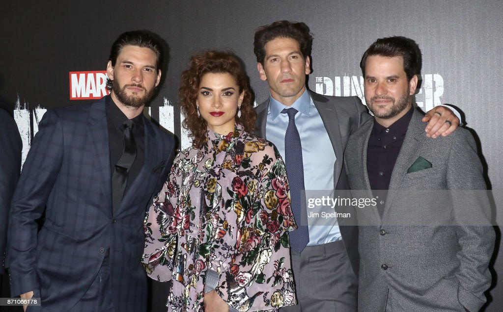 """Marvel's The Punisher"" New York Premiere : News Photo"