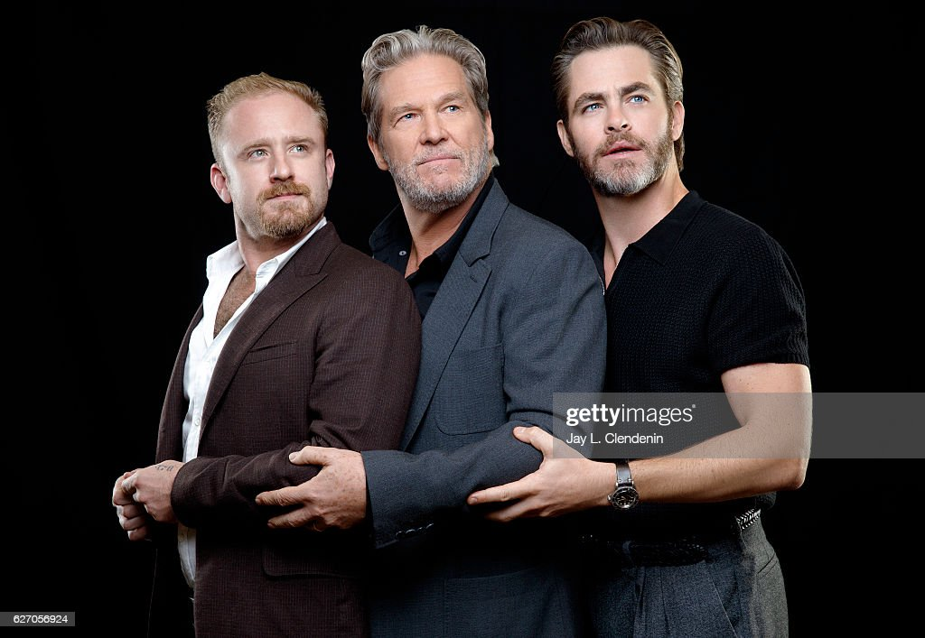 Actors ben foster jeff bridges and chris pine of 39 hell or for H2o actors