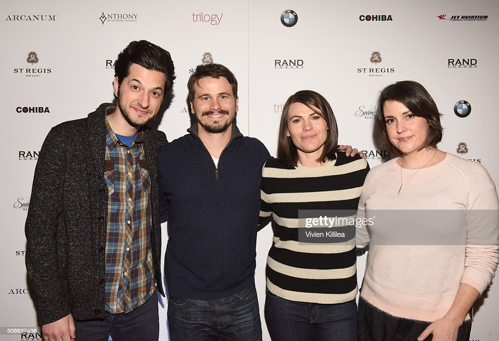 Rand Luxury Hosts Cocktail Reception For The Films And Film Makers Of Sundance At The St. Regis During Sundance 2016  - 2016 Park City : News Photo