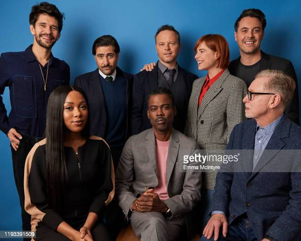 Actors Ben Whishaw Emyri Crutchfield Jason Schwartzman Chris Rock Creator/Writer Noah Hawley Actors Jessie Buckley Jack Huston and Executive Producer...