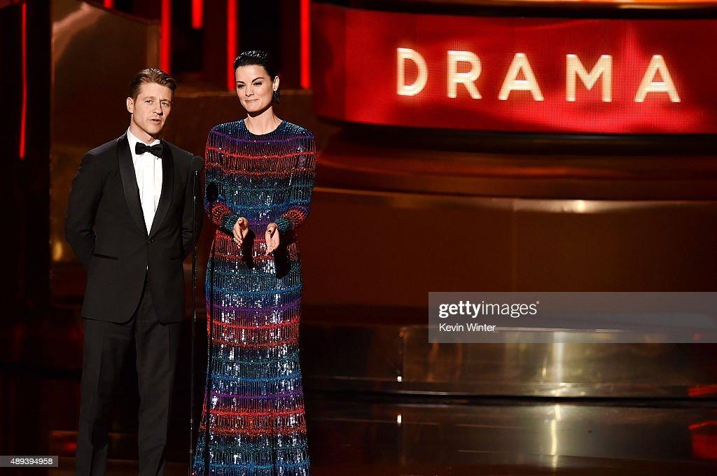 67th Annual Primetime Emmy Awards - Show : ニュース写真