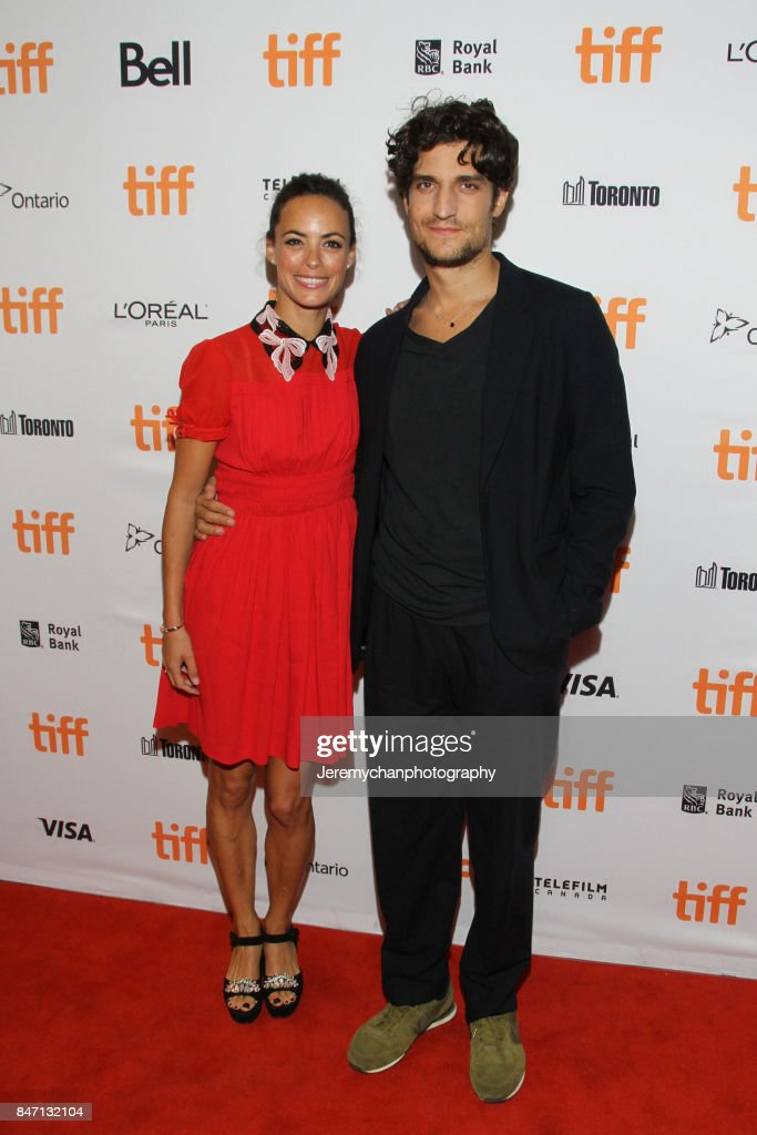 Actors Berenice Bejo and Louis Garrel attend the 'Redoubtable' Premiere held at The Elgin during the 2017 Toronto International Film Festival on September 14, 2017 in Toronto, Canada.