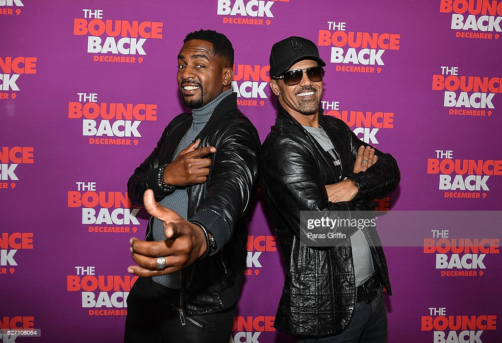 """""""The Bounce Back"""" Atlanta Screening : News Photo"""