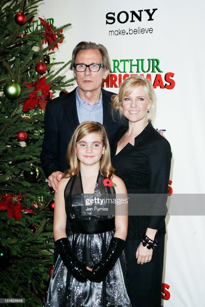 Arthur Christmas - UK Premiere - Inside Arrivals