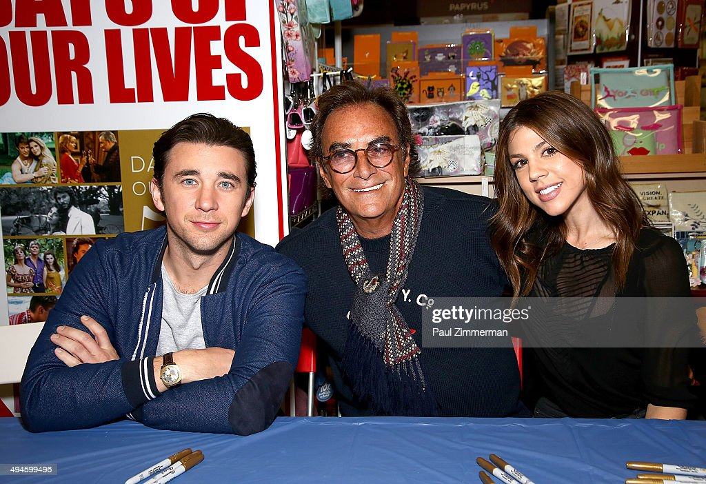 Days of our lives book signing books and greetings in northvale nj actors billy flynn thaao penghlis and kate mansi attend days of our lives m4hsunfo