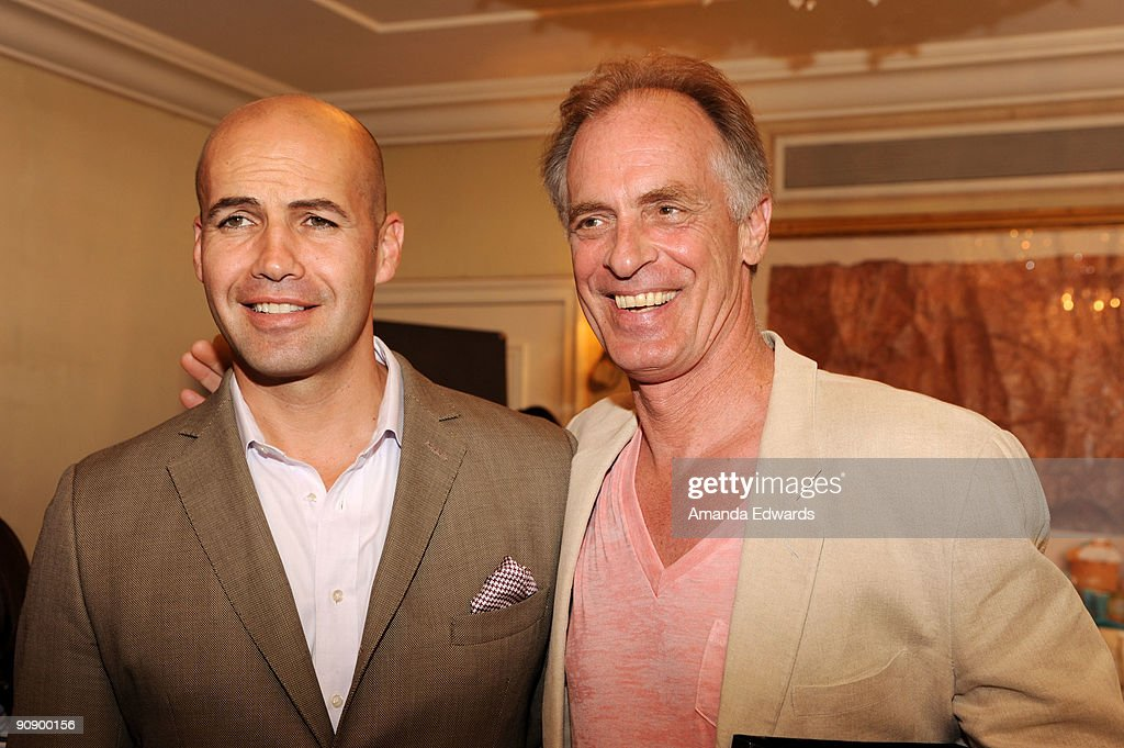 The dpa gift lounge day one actors billy zane l and keith carradine r attend the dpa pre negle Images