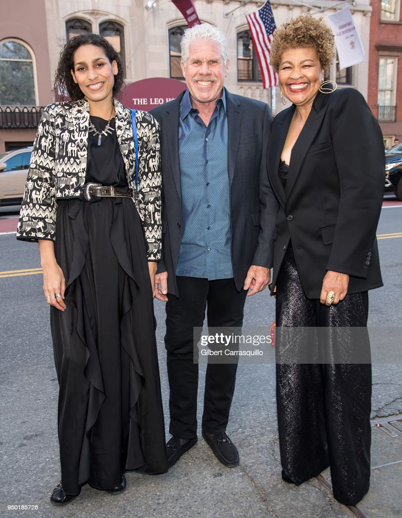 Celebrity Sightings in New York City - April 22, 2018 : News Photo