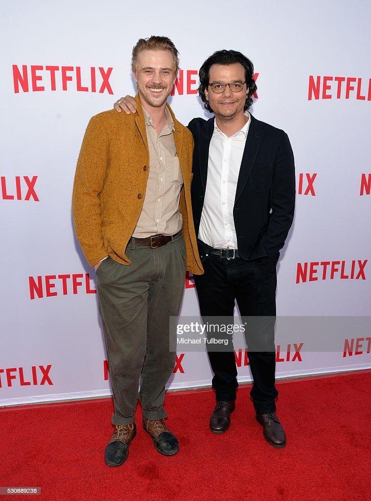 """Netflix Original Series' """"Narcos"""" FYC Screening And Q&A - Arrivals"""