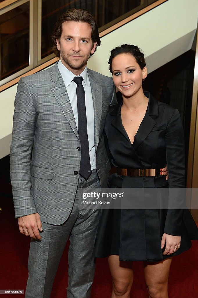 "The Weinstein Company Presents A Special Screening Of ""Silver Linings Playbook"" - Red Carpet"