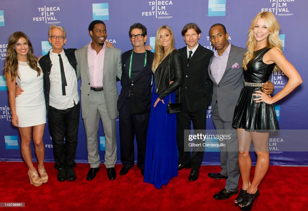 2012 Tribeca Film Festival - Tribeca Talks After The Movie: Freaky Deaky : News Photo