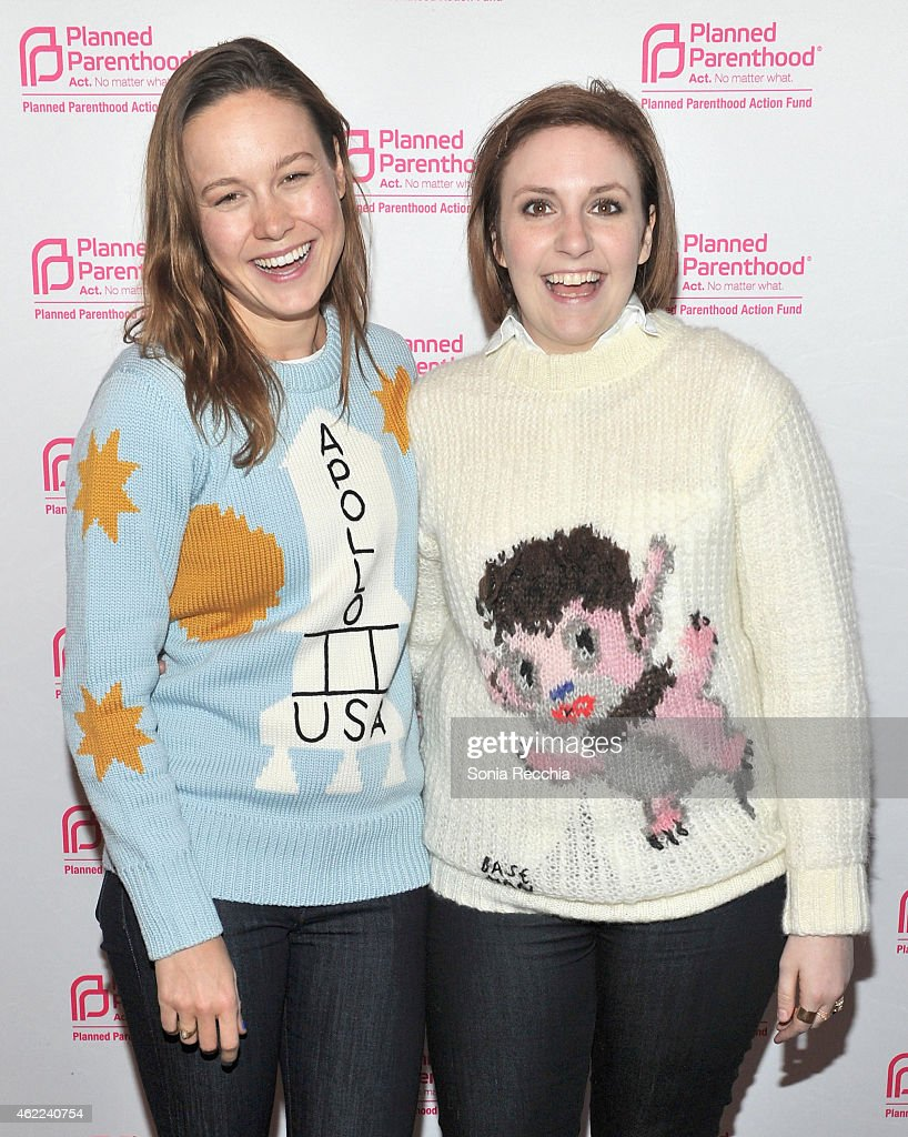 Sex, Politics And Film Hosted By Lena Dunham And Planned Parenthood Action Fund - 2015 Park City : News Photo