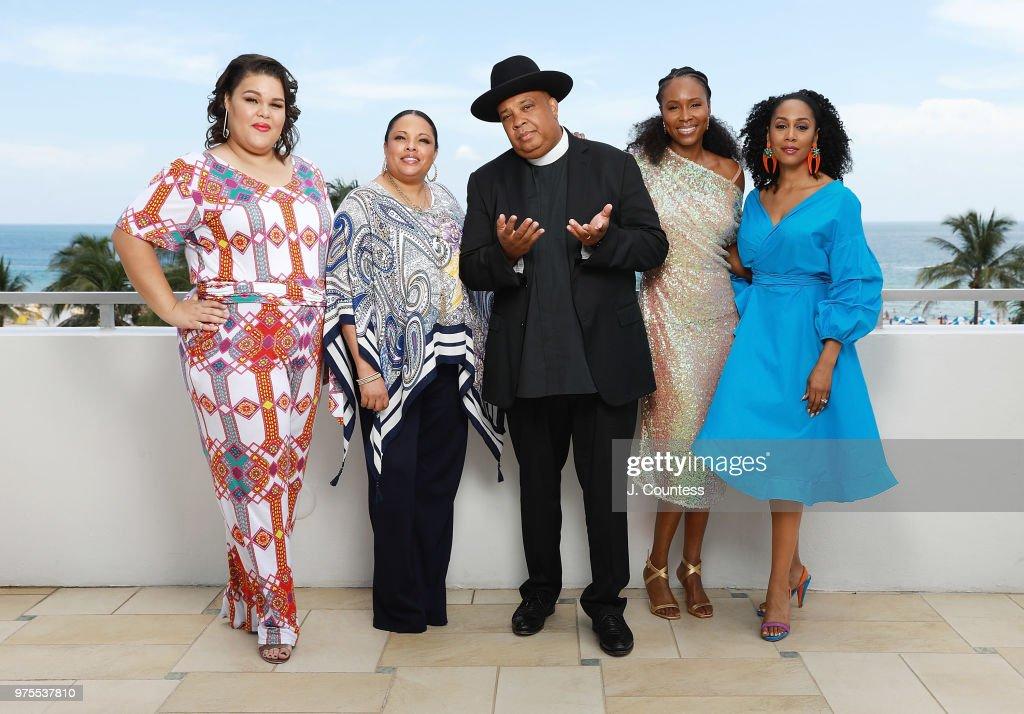 22nd Annual American Black Film Festival - Portraits : News Photo