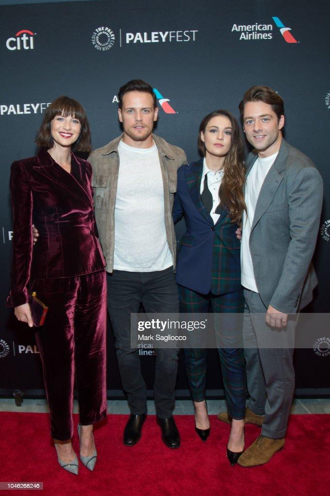 """""""Outlander"""" - 2018 Paleyfest NY : News Photo"""