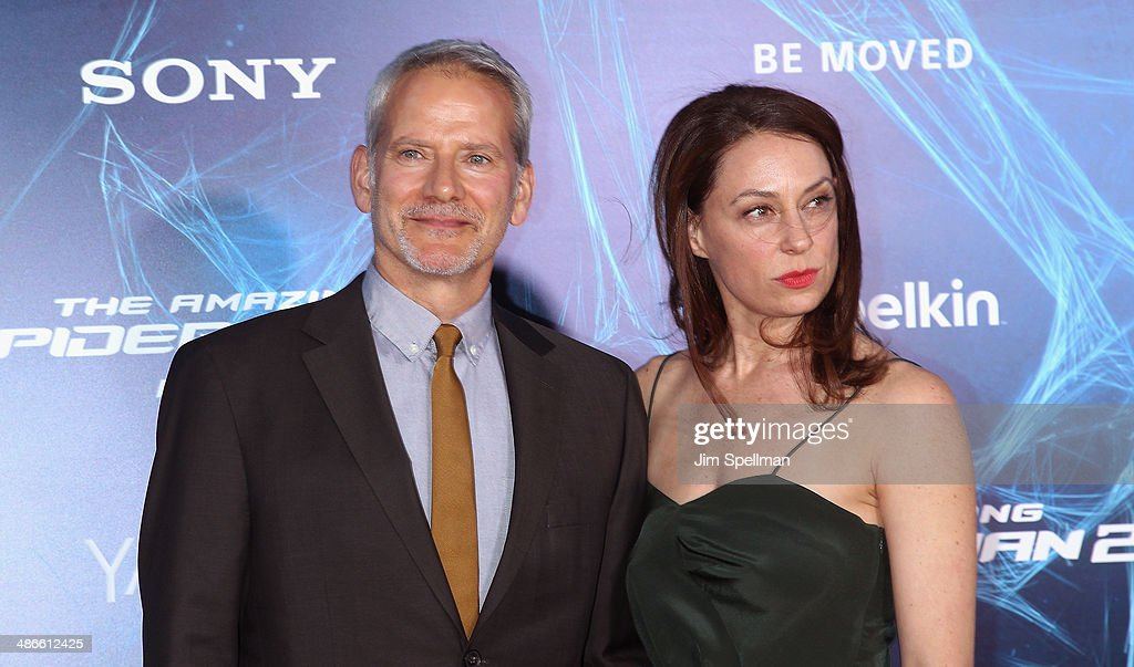 """""""The Amazing Spider-Man 2"""" New York Premiere - Outside Arrivals : News Photo"""