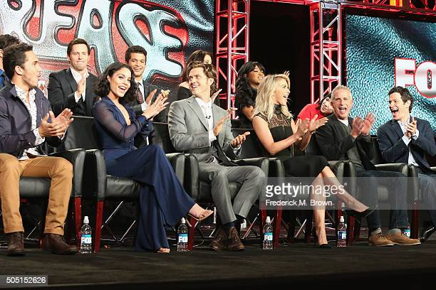 Actors Carlos Penavega Vanessa Hudgens Aaron Tveit Julianne Hough Executive Producer Marc Platt Director Thomas Kail actors David Del Rio Andrew Call...
