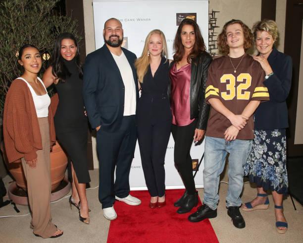 "CA: Los Angeles Premiere Of ""Along Came Wanda"""