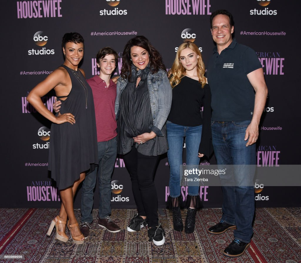 "ABC's ""American Housewife"" FYC Event - Arrivals"