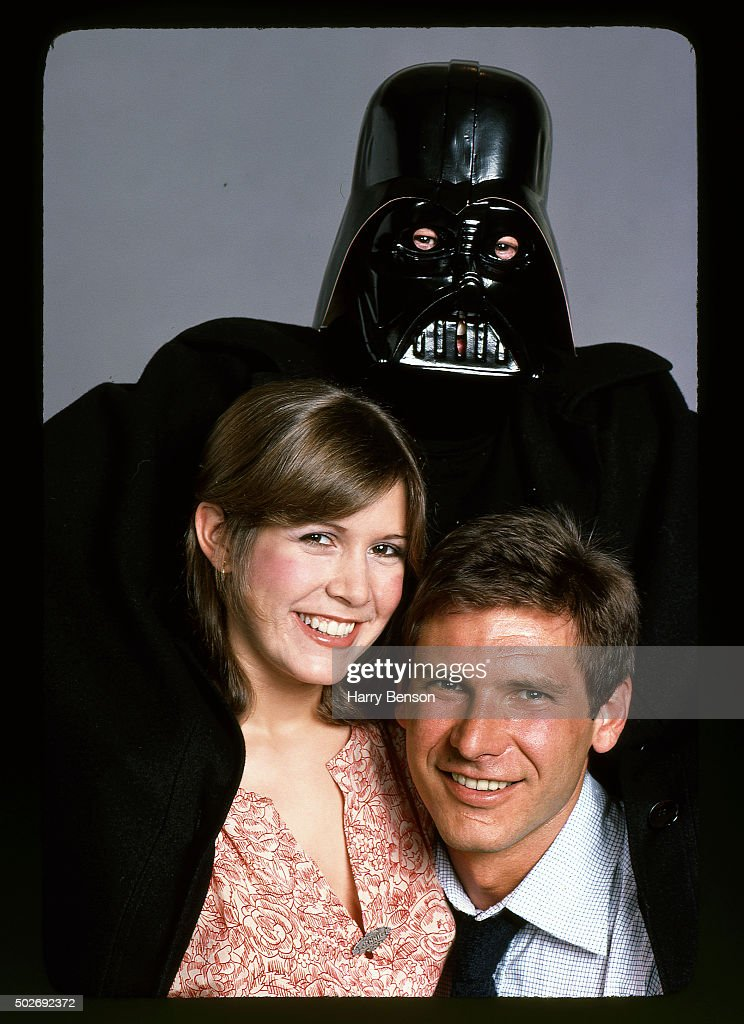 Harrison Ford and Carrie Fisher, People Magazine, August 14, 1978