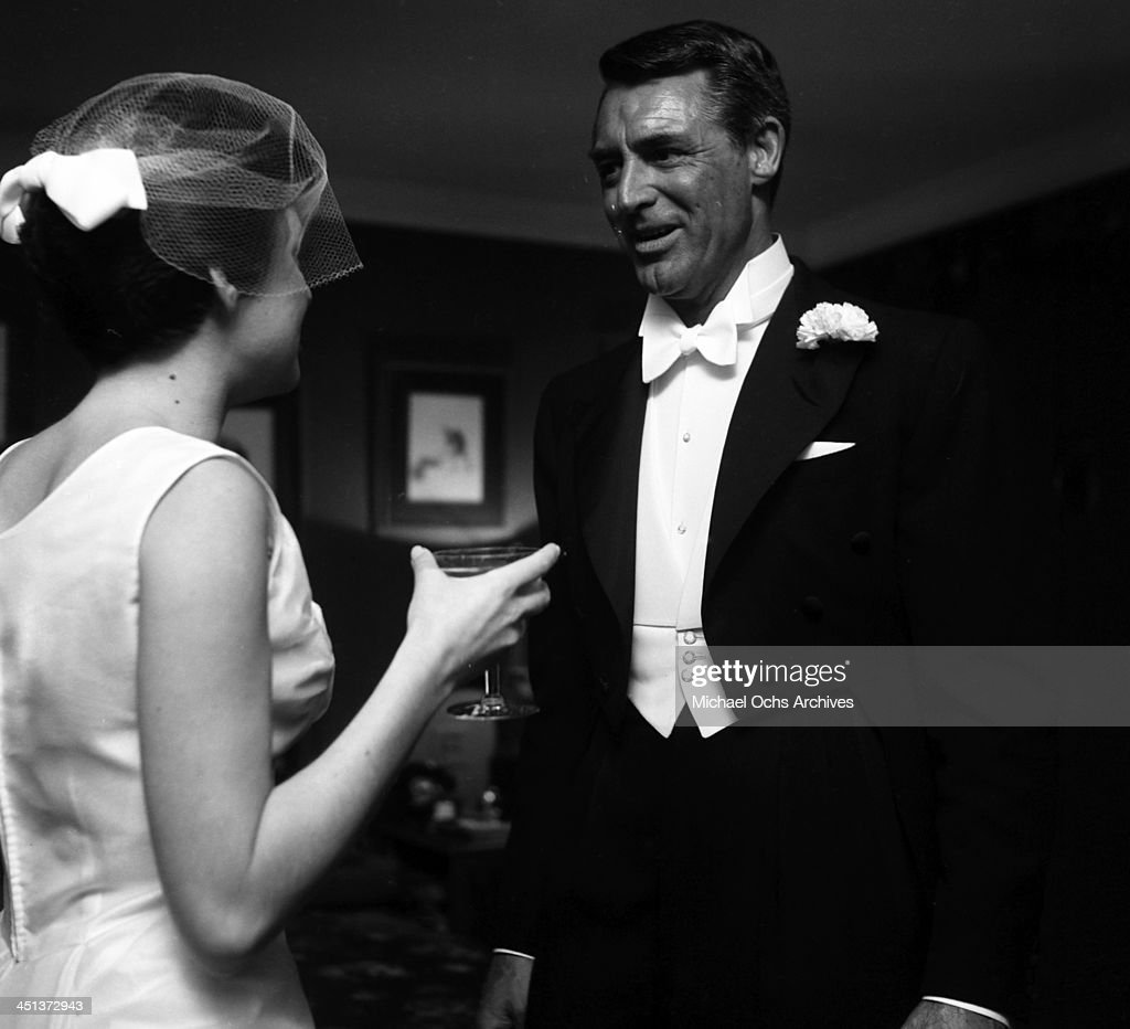 Cary Grant : News Photo