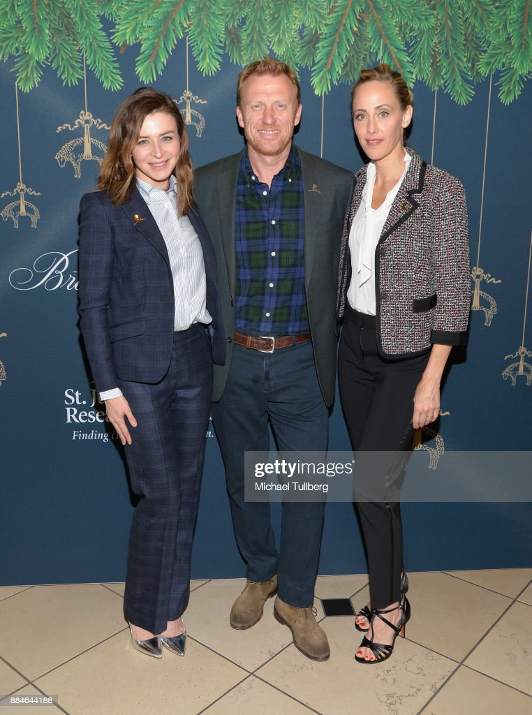 Brooks Brothers Celebrates the Holidays with St Jude Children's Research Hospital - Arrivals : News Photo