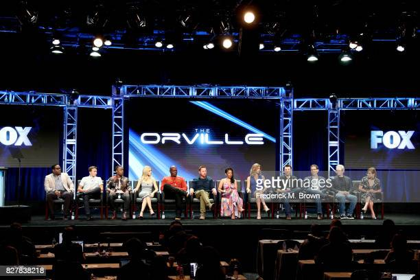 Actors Chad Coleman Mark Jackson J Lee Halston Sage Peter Macon Scott Grimes Penny Johnson Adrianne Palicki Creator/Writer/EP/Actor Seth MacFarlane...
