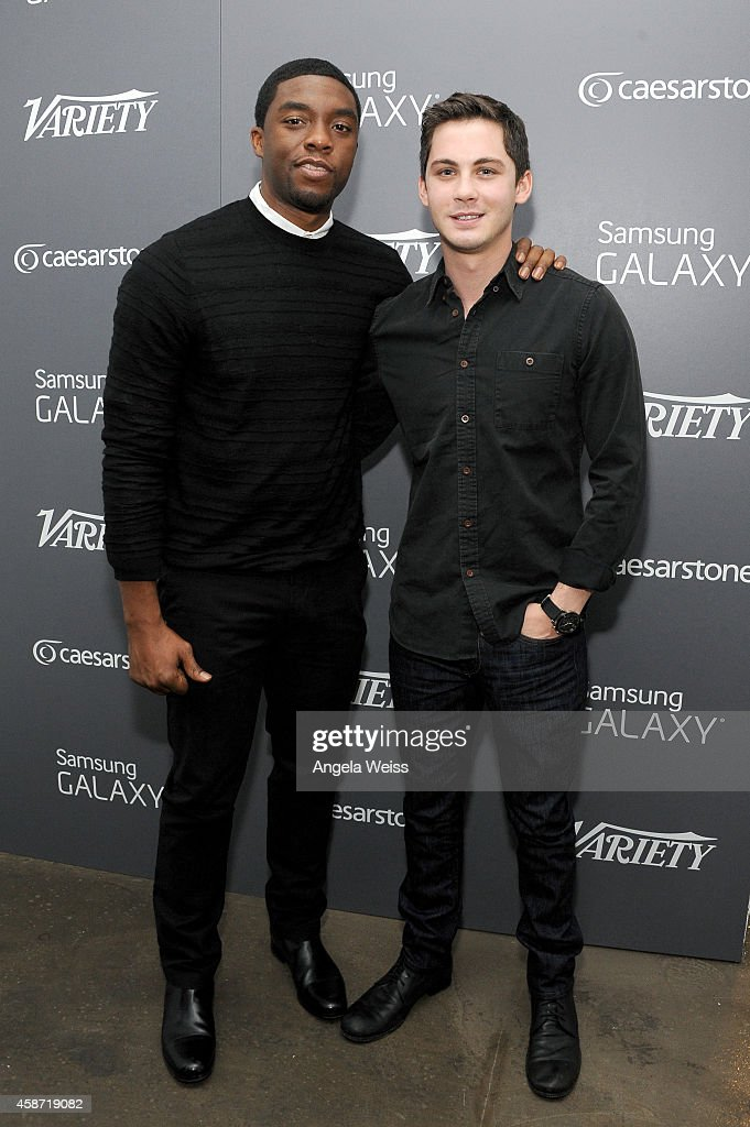 Variety Studio: Actors On Actors Presented By Samsung Galaxy - Day 2 : News Photo