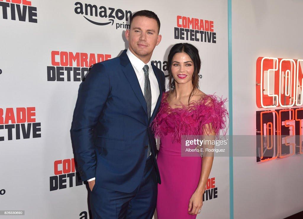Premiere Of Amazon's 'Comrade Detective' - Arrivals : News Photo