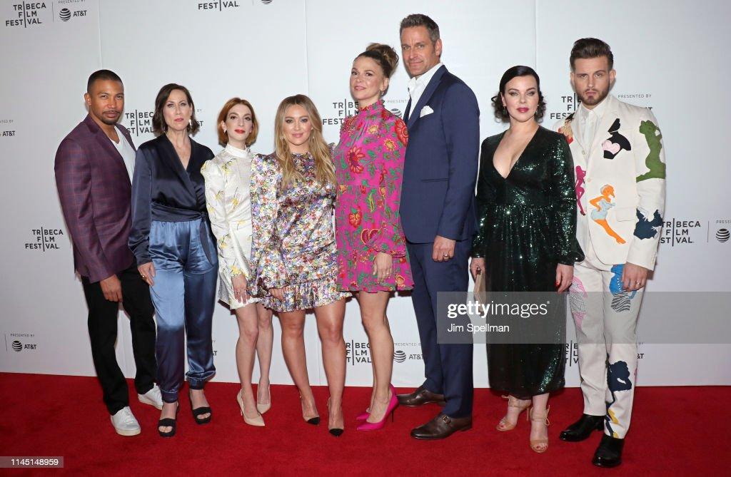 "2019 Tribeca Film Festival - Tribeca TV: ""Younger"" : Nachrichtenfoto"