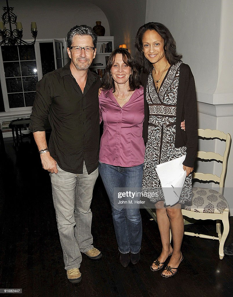 Actors Charles Shaughnessy, Susan Shaughnessy and Anne ...