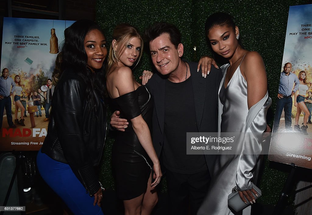 Premiere Of Crackle's 'Mad Families' : News Photo