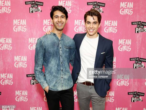60 Top Mean Girls Broadway Cast Meet Greet Pictures, Photos