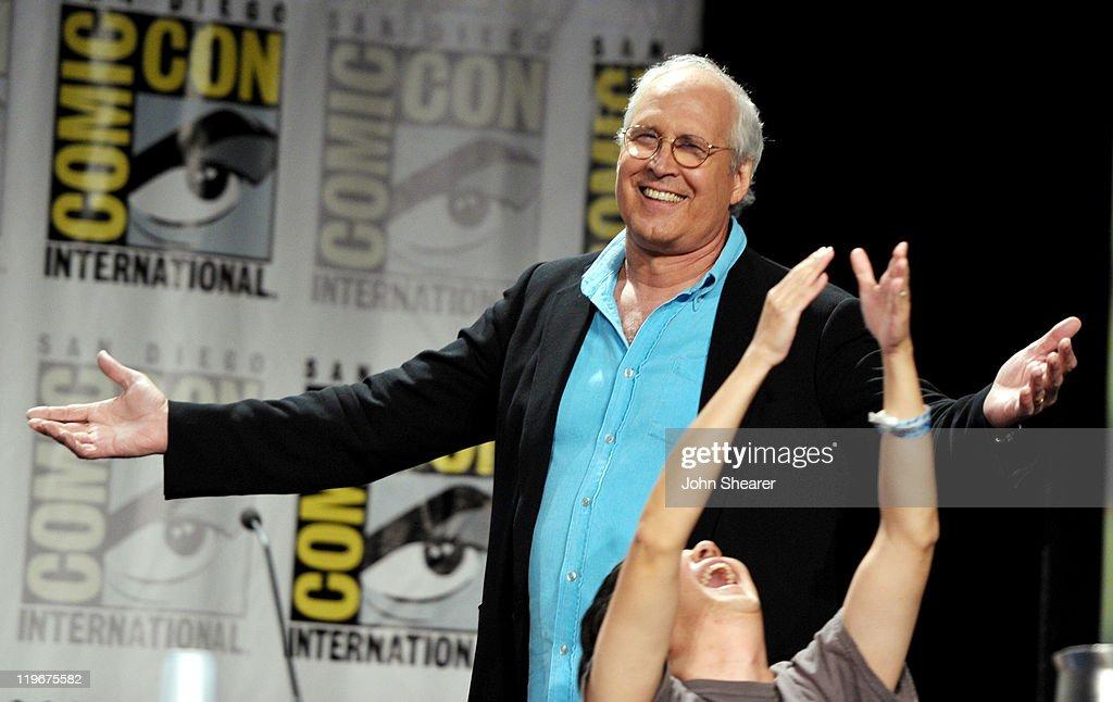 """Community"" Panel - Comic-Con 2011 : News Photo"