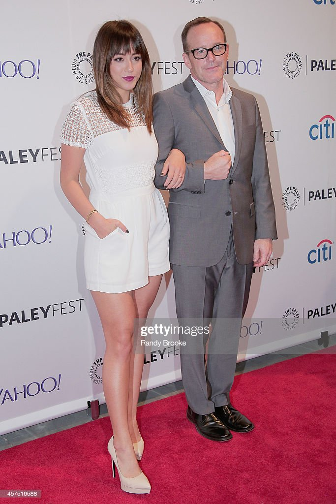 "2nd Annual Paleyfest New York Presents: ""Marvel Agents Of S.H.I.E.L.D"""