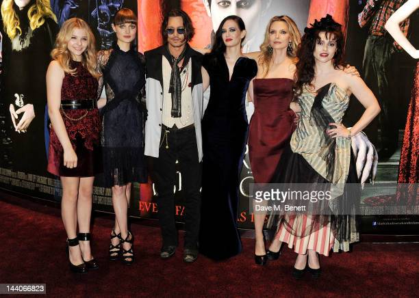Dark Shadows Pictures and Photos - Getty Images