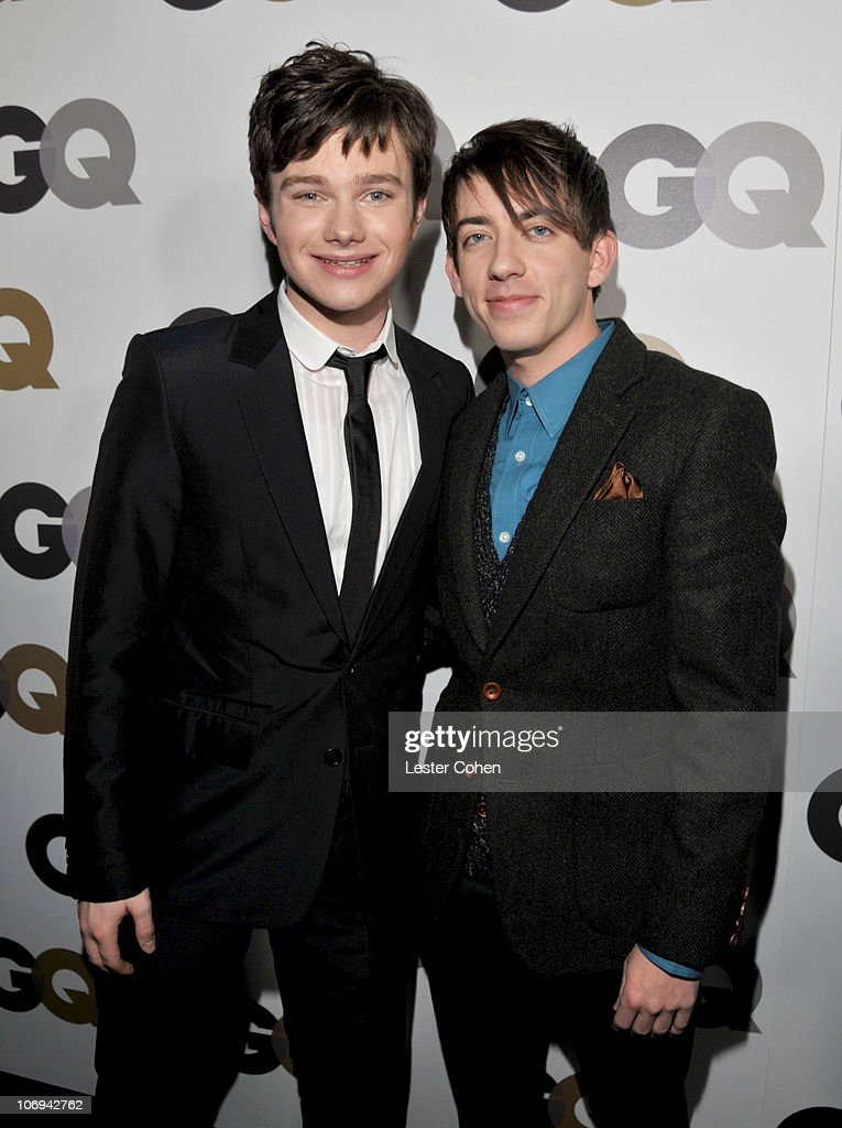 """GQ 2010 """"Men Of The Year"""" Party - Red Carpet : News Photo"""