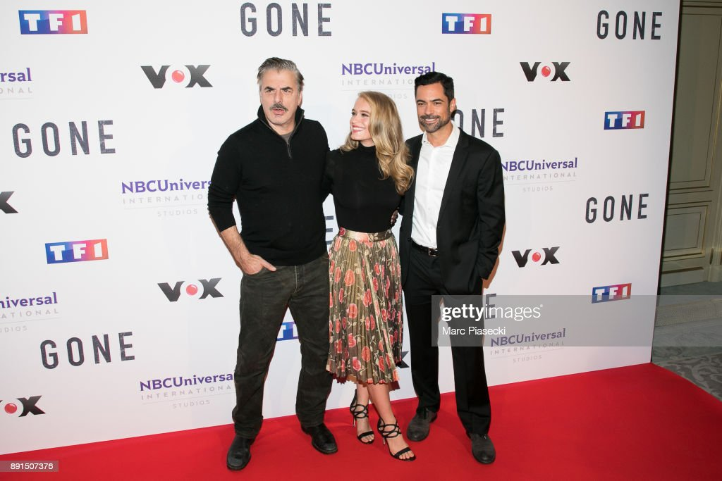 """Gone"" Paris Photocall At La Maison Blanche In Paris"