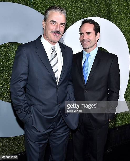 Actors Chris Noth and Jason Patric attend the 2016 GQ Men of the Year Party at Chateau Marmont on December 8 2016 in Los Angeles California